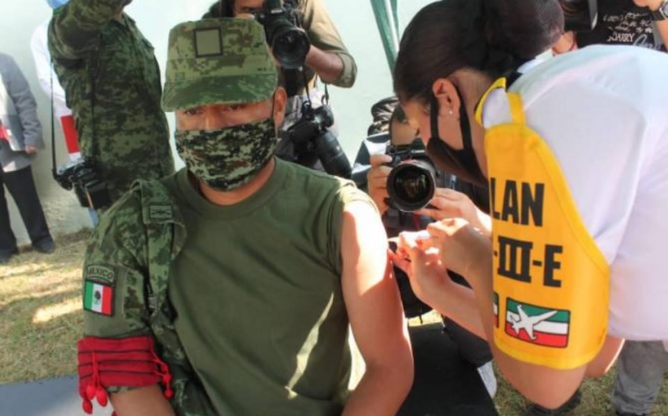 Así fue el simulacro de llegada y traslado de vacunas contra Covid-19 - El  Sol de México