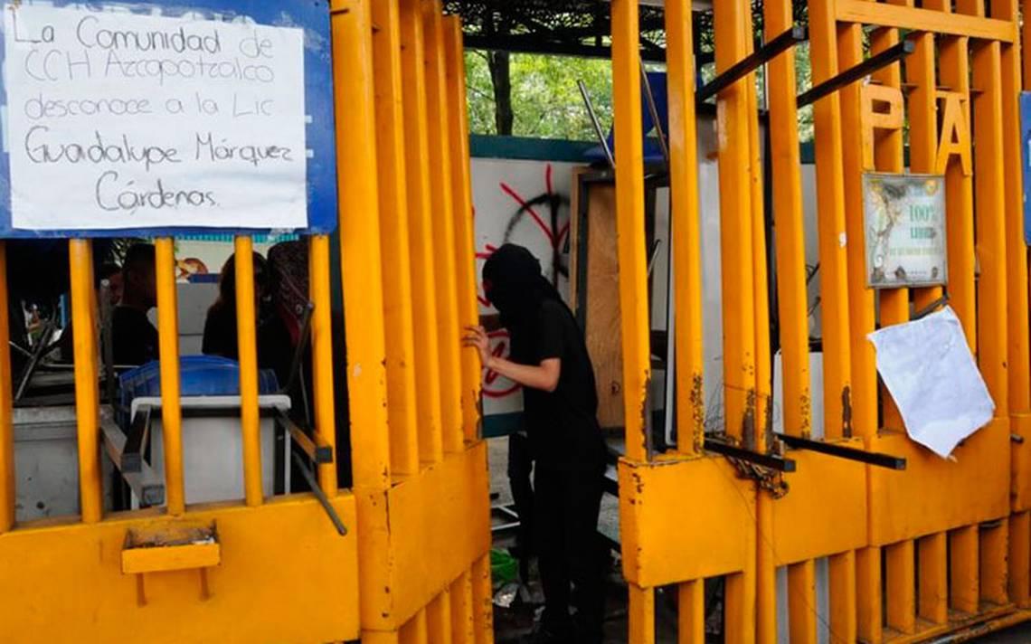 Crisis en CCH, bomba de tiempo para la UNAM - El Sol de México