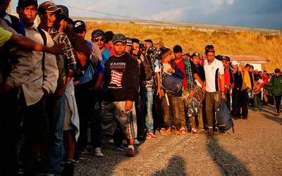 Resultado de imagen para MAS DE 10 CENTROAMERICANOS REPATRIADOS DESDE ESTADOS UNIDOS A MEXICO