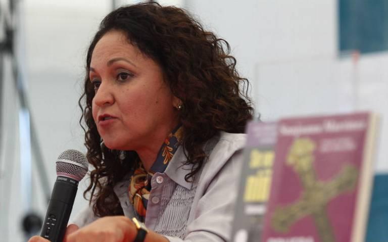 af70d8bcce8 Sanjuana Martínez, directora de Notimex, cierra su cuenta de Twitter