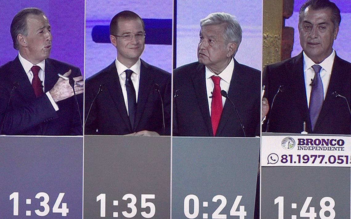 Cuando Como Donde Todo Lo Que Debes Saber Sobre El Segundo Debate Presidencial El Sol De Mexico
