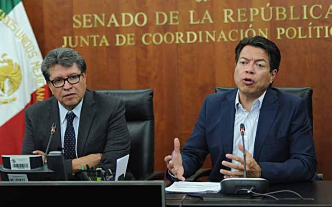 Negociación de Guardia Nacional no es miel sobre hojuelas: Ricardo ...