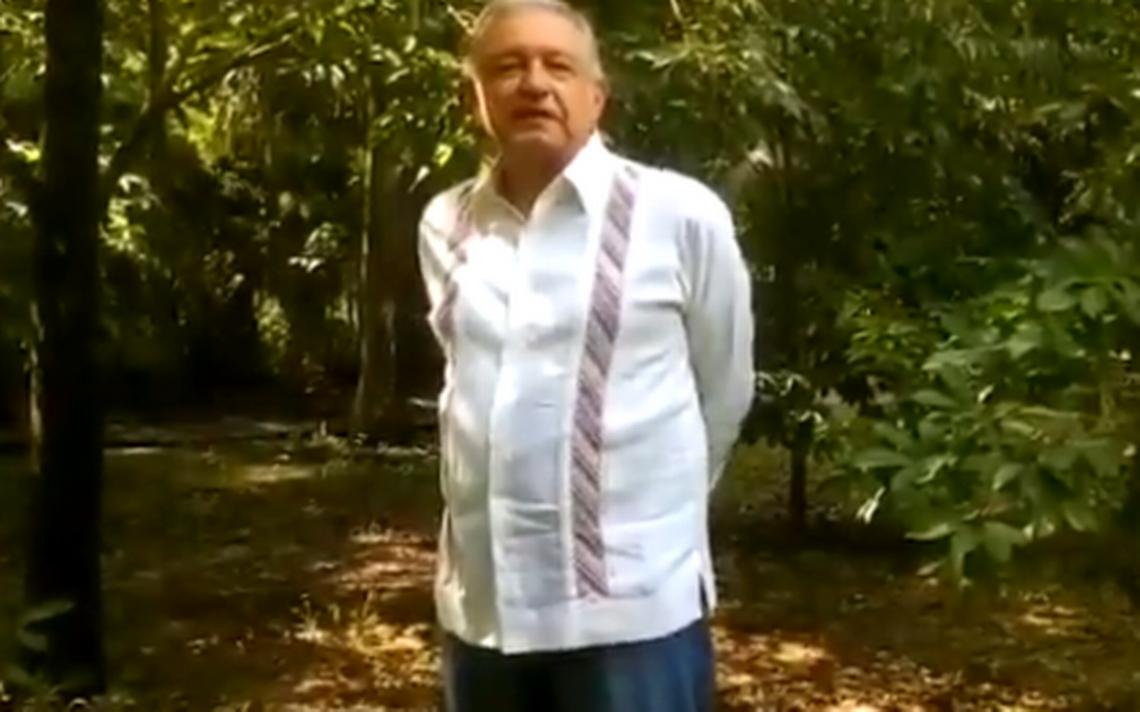 """""""Vamos bien, no hay nada que temer"""", reitera AMLO desde Palenque - El Sol de México"""