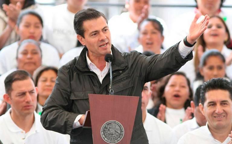 El futuro presidente de México debe tener honradez y experiencia, ya saben en quién veo eso: EPN