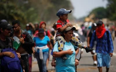 Resultado de imagen para Condena SRE extorsión de milicia a migrantes en frontera de Nuevo México