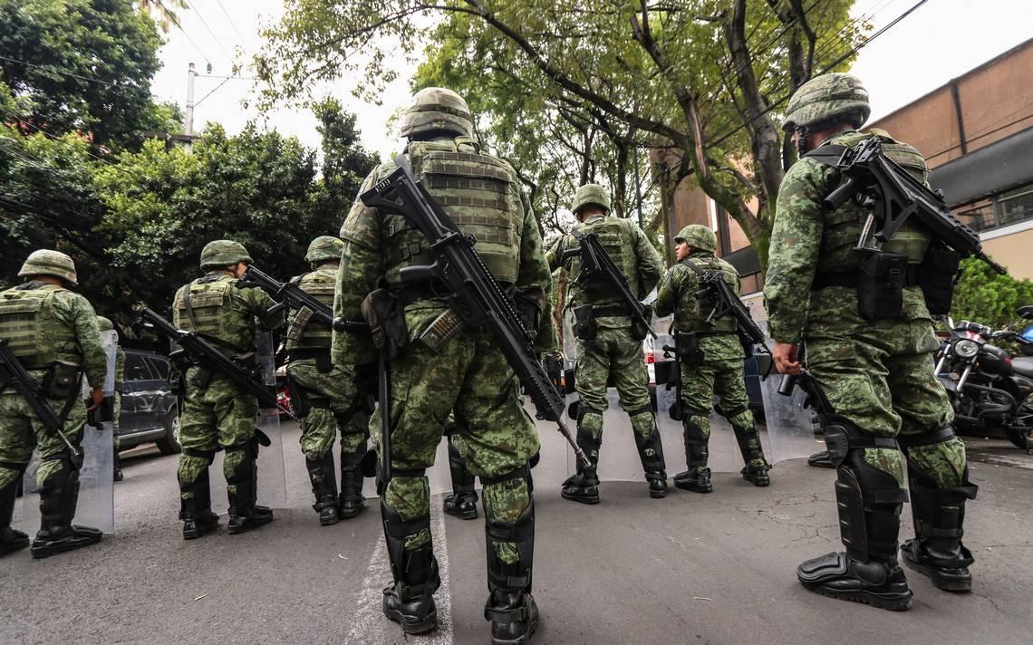 Resultado de imagen para GUARDIA NACIONAL EN MEXICO