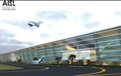 Proximo Lunes Inicia Construccion Del Nuevo Aeropuerto En