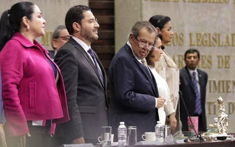 Presume Muñoz Ledo ahorro en San Lázaro de mil 681 millones de pesos