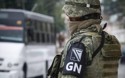 Resultado de imagen para guardia nacional cdmx
