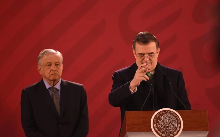 No vamos a romper relaciones con Venezuela o desconocer a ese gobierno: Ebrard
