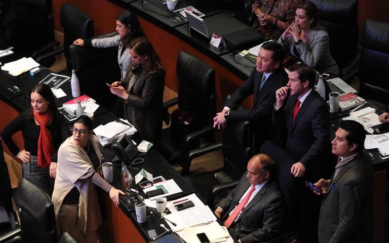 Senado aprueba en lo general y en lo particular la Ley de Ingresos 2019