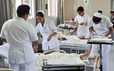 Perseguirán de oficio las agresiones contra personal médico en Oaxaca