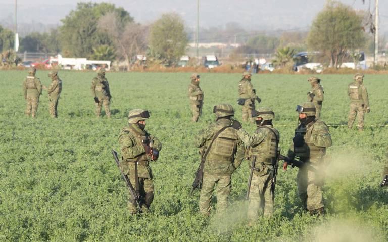 Fuerzas Armadas con déficit de efectivos