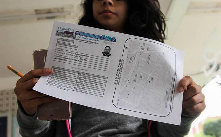 Asi Evitara Comipems Errores En Resultados De Examenes De Bachillerato El Sol De Mexico Noticias Deportes Gossip Columnas
