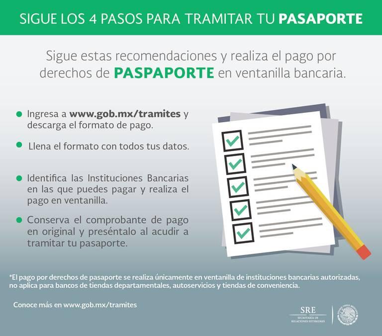 Aumento al costo del pasaporte afectará a zacatecanos - El