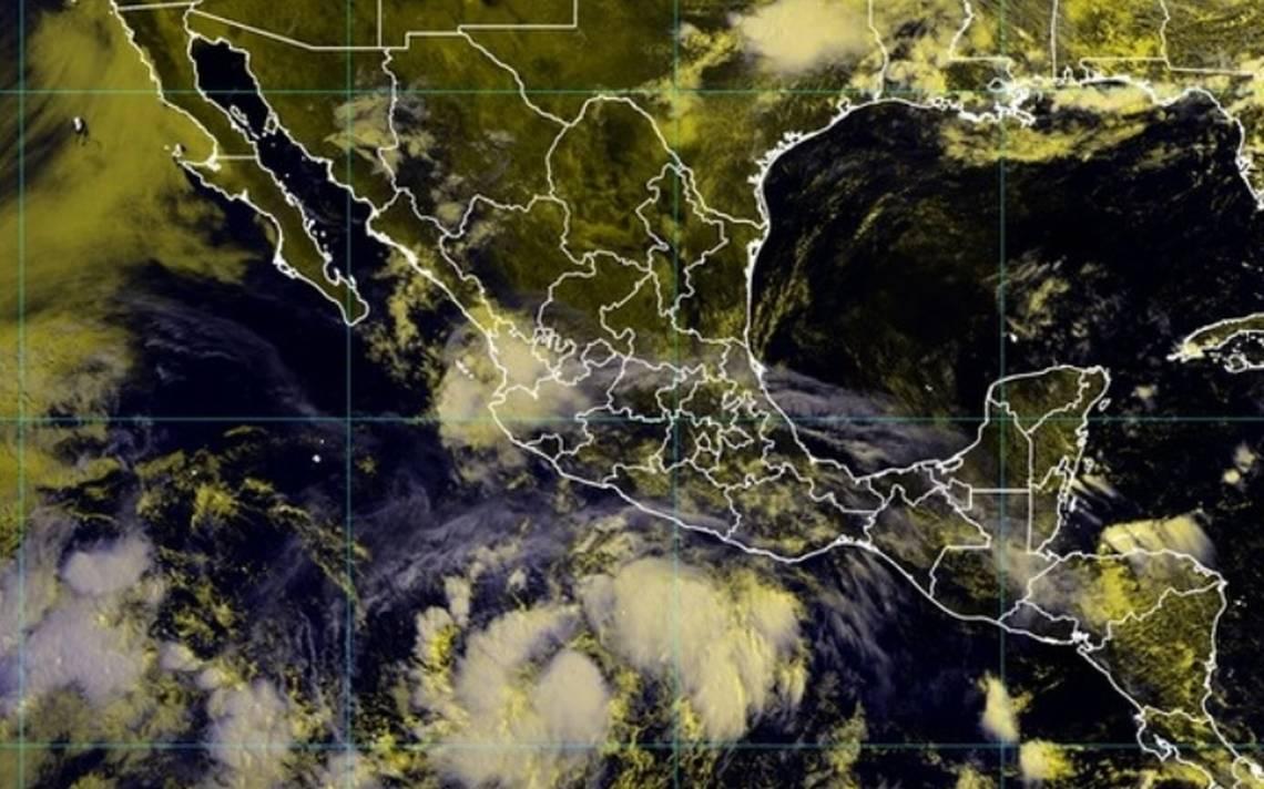 Tormenta tropical Cristina dejará lluvias muy fuertes en Michoacán ...