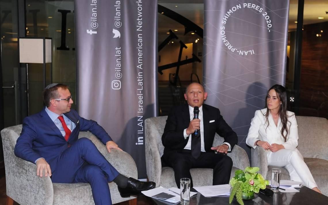 Fundación Ilan entrega premios Shimon Peres a innovadores mexicanos