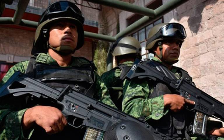 Video] Conoce el fusil FX-05, la 'Serpiente de Fuego' del Ejército - El Sol  de San Luis