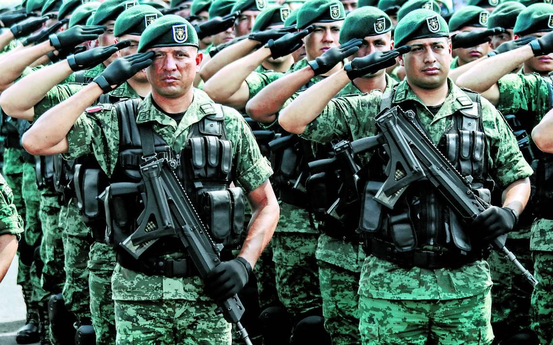 Ejército Mexicano Es El 38 Más Poderoso Del Mundo Dice Ránking Internacional El Sol De México Noticias Deportes Gossip Columnas