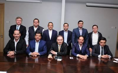 Gobernadores panistas acuerdan autonomía en seguridad con Durazo - El Sol  de México 4b2bf721fd9