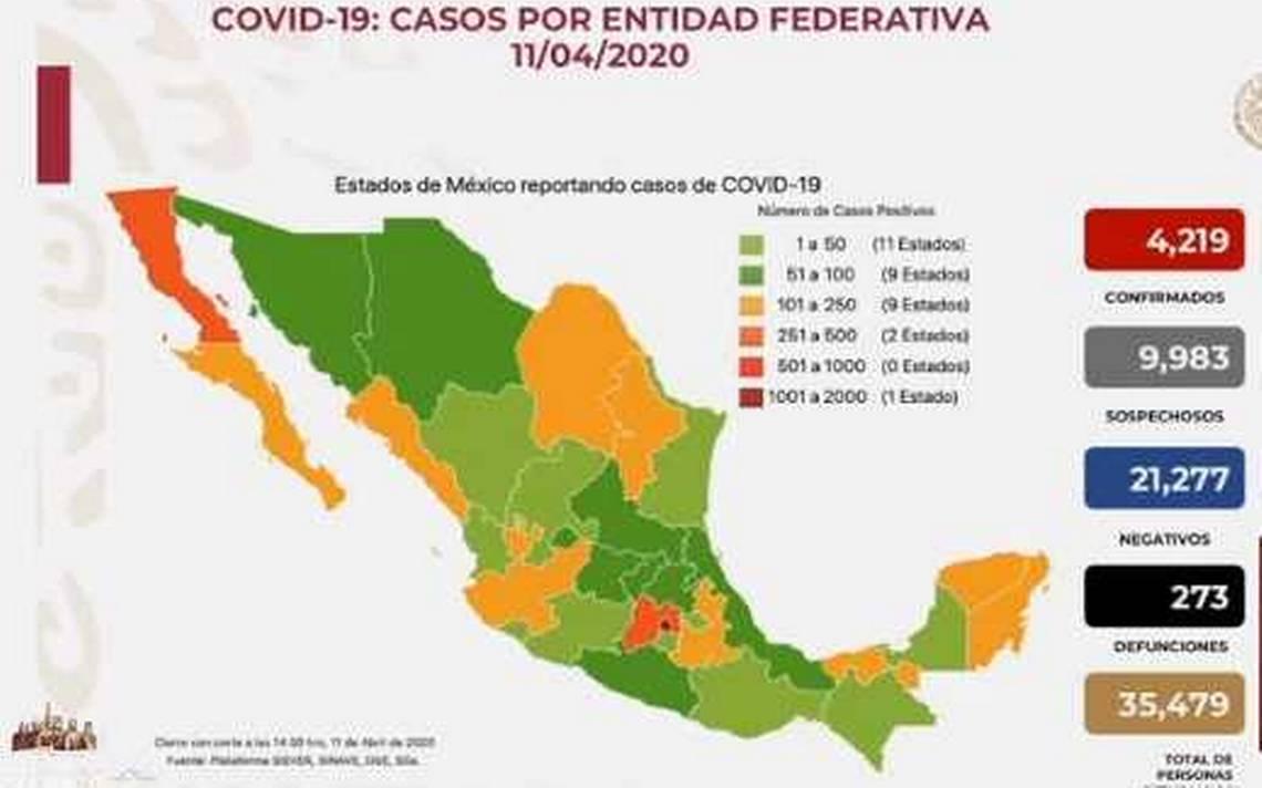 Coronavirus llega a México y así se enfrenta la emergencia - El ...
