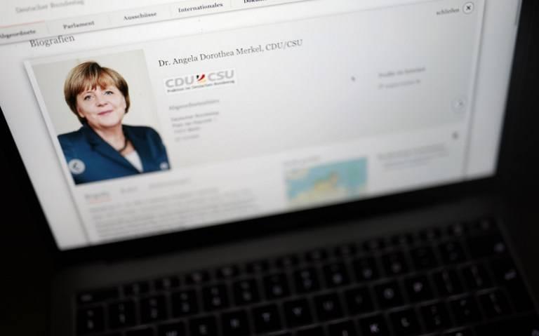Resultado de imagem para Alemania sufre uno de los mayores ataques informáticos de su historia