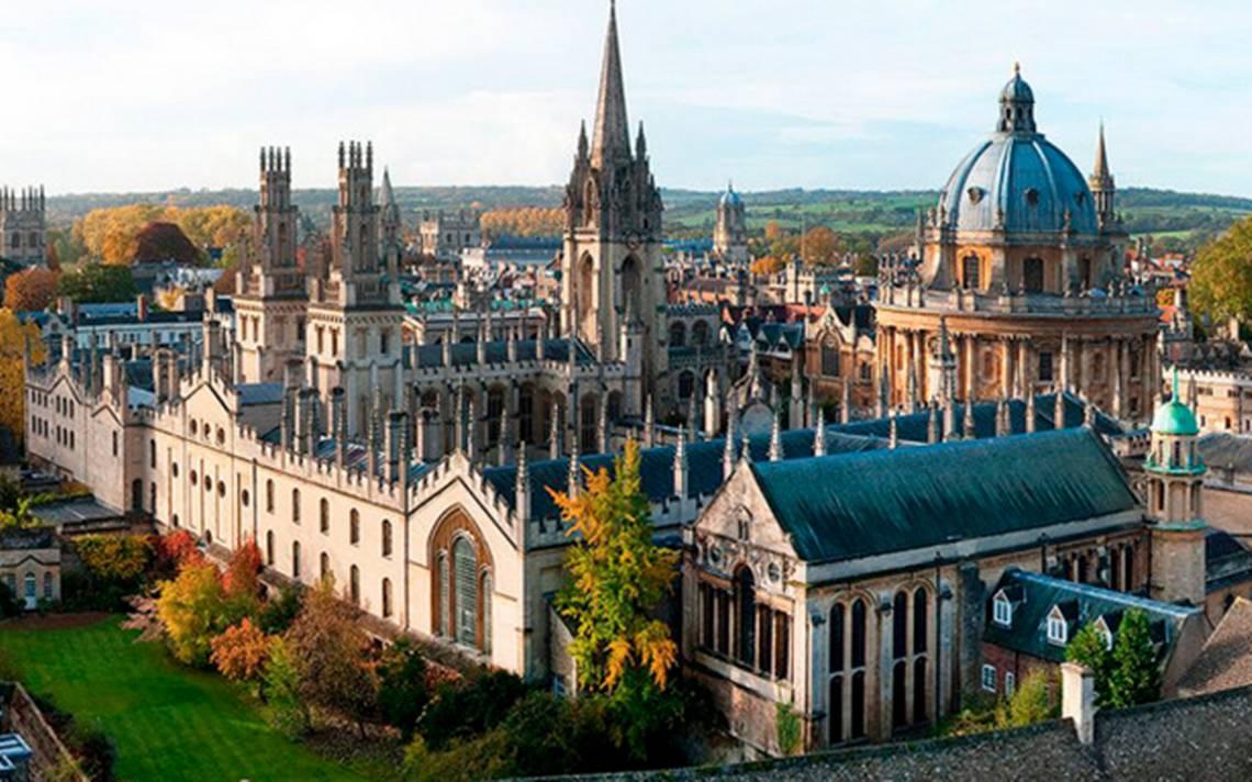 Por cuarto año, la Universidad de Oxford, es elegida como la mejor del  mundo - Diario de Querétaro