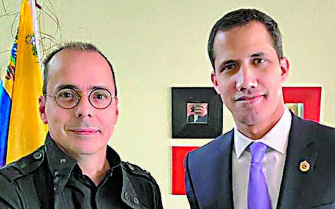 Juan José Rendón, de asesor de Peña Nieto a golpista en Venezuela ...