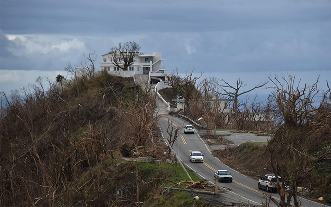 Puerto rico sigue sin agua y electricidad a 11 d as del - Puerto rico huracan maria ...