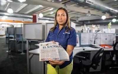 Sip Acusa De Regresion A Libertad De Prensa En Venezuela Tras Cierre De El Nacional El Sol De Mexico