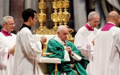 Sacerdotes casados? Papa Francisco abre la posibilidad - Noticias,  Deportes, Gossip, Columnas   El Sol de México
