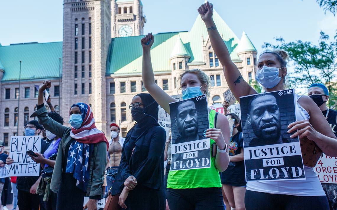 Acusan de asesinato a policía de Minneapolis detenido por muerte ...