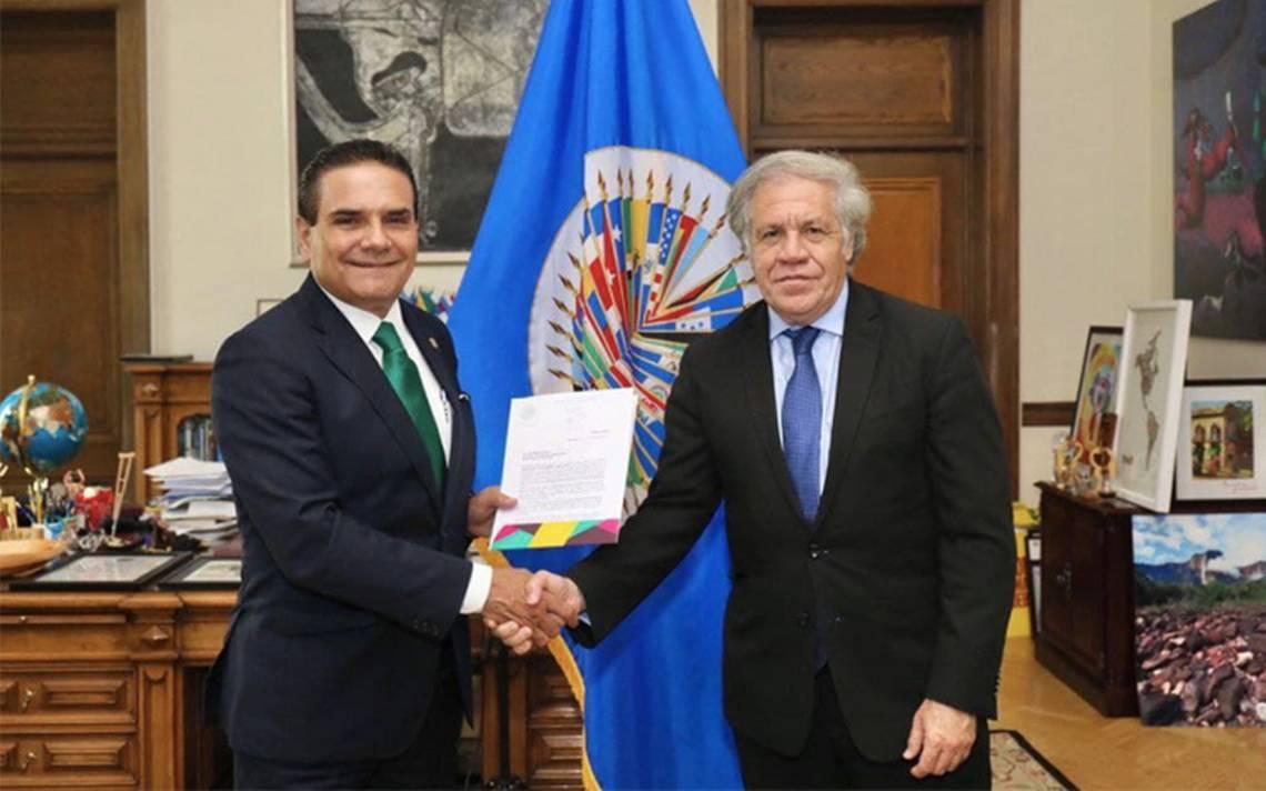 Silvano Aureoles, gobernador Michoacán, advierte a OEA: México en riesgo de  convertirse en narcoestado - El Sol de México   Noticias, Deportes, Gossip,  Columnas