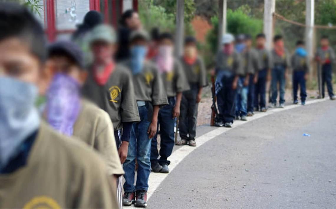 Resultado de imagen para Niños en Chilapa, Guerrero, no van a la escuela porque no hay maestros
