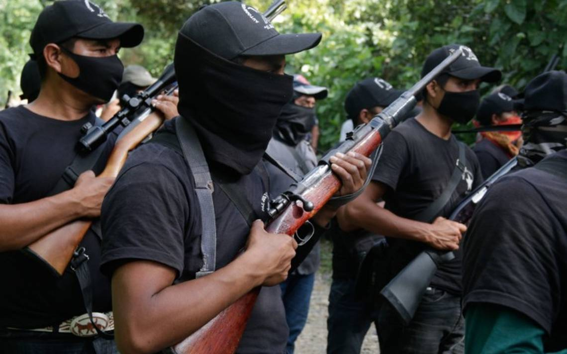 Grupo armado advierte que tomará poblado en Chiapas si alcalde no cumple