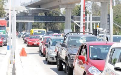 Por Aforo Vehicular Aplican Cortes Reversibles En La México